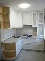 "Кухня ""Белая эмаль"""