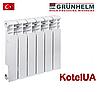 Біметалічний радіатор опалення Grunhelm Bitherm 500*100