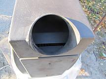 """Дровяная воздухогрейная печь """"Огонь-батарея 7б"""", фото 2"""
