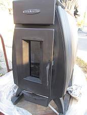 """Дровяная воздухогрейная печь """"Огонь-батарея 7б"""", фото 3"""