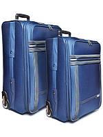 """Комплект дорожных чемоданов  """"CCS"""" 2в1 на 2-х колесах, фото 1"""