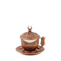 Чашка для кофе Бронзовый тюльпан Тирьяки