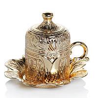 Чашка для кофе Золотой тюльпан