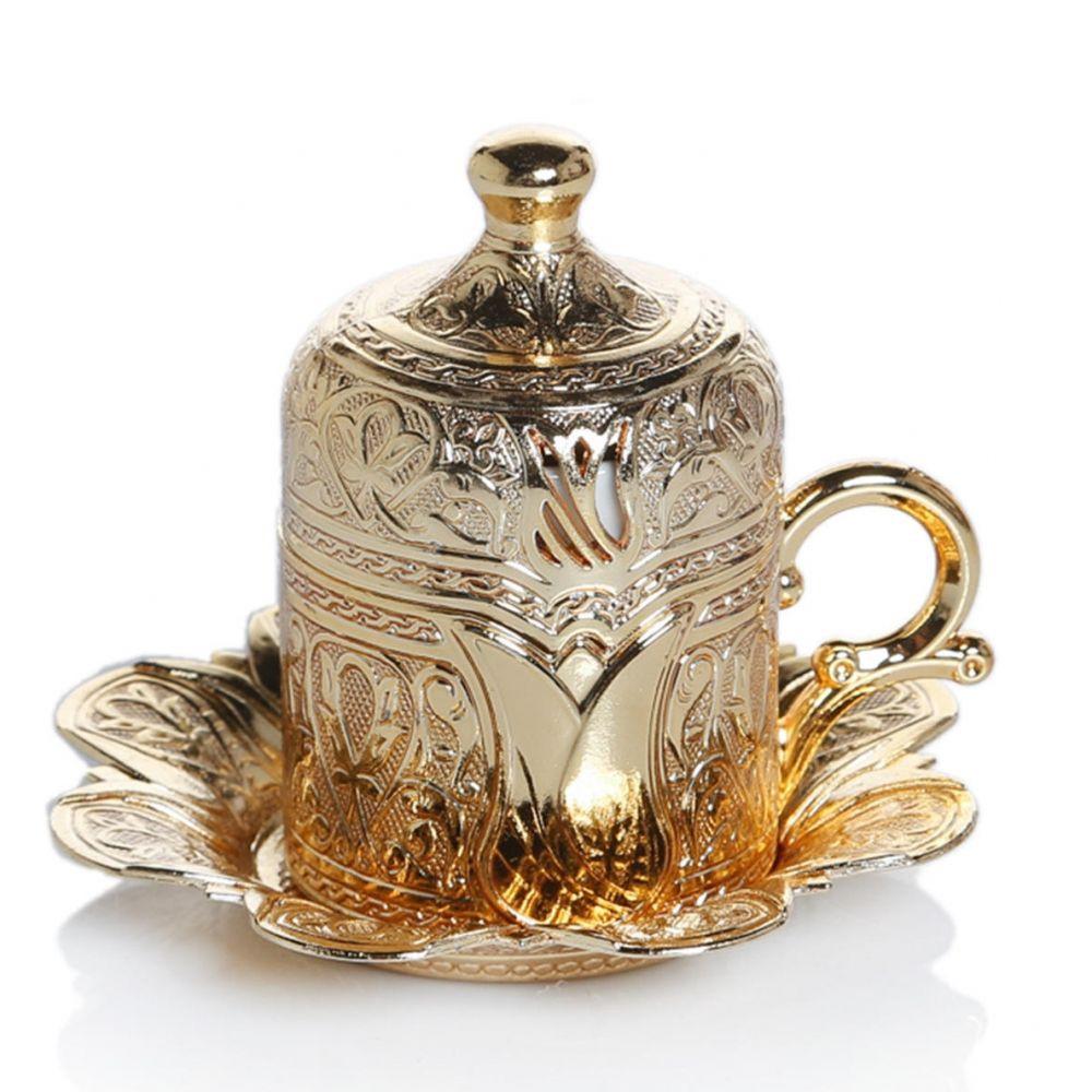 Чашка для кофе Sena Золотой тюльпан