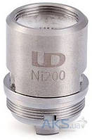 UD Zephirus Coil Adapter Silver