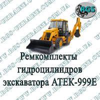 Ремкомплекты гидроцилиндров АТЕК-999Е