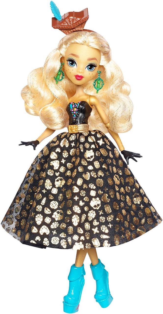 Кукла Монстер Хай Дана Трежура Джонс Кораблекрушение (Monster High Shriek Wrecked Dayna Treasura Jones Doll)