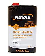 Масло моторное ROVAS DIESEL 10W-40 1л