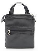 Аккуратная компактная мужская сумка Sbred art. Б/Н черный