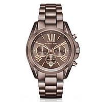 Часы Michael Kors Oversized Bradshaw Sable Chronograph MK6247