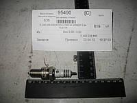 СВЕЧА ЗАЖИГАНИЯ WR8DP 0.9mm PLATIN ГАЗ (406, 405, 409 дв. Карбюр. и инжект.); DAEWOO LANOS 1.5