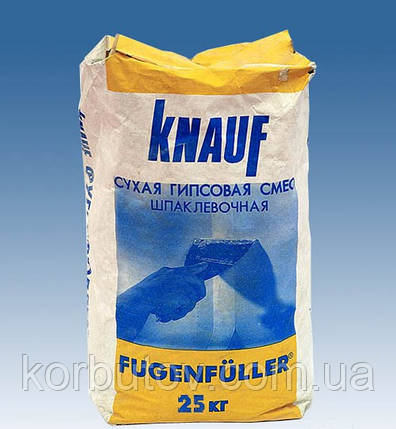 Шпаклёвка FUGENFULLER KNAUF, фото 2