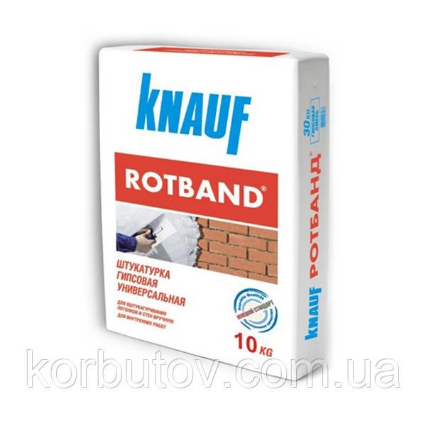 "Штукатурка  ""ROTBAND"" KNAUF, фото 1"