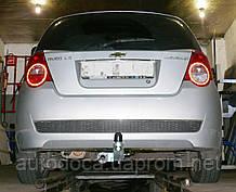 Фаркоп Chevrolet Aveo (хетчбек) 2006-
