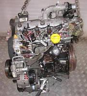 Двигатель Opel Movano Box 1.9 DTI, 2001-today тип мотора F9Q 774, F9Q 772