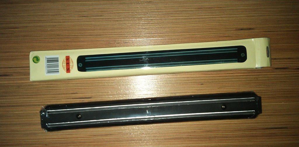 Магнитный держатель для ножей и инструментов 38 см.