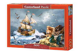 Пазлы 500 элементов Castorland 51847 Корабли