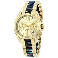 Часы Michael Kors Bradshaw Chronograph Dial Gold-Tone MK6318