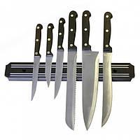 Магнитный держатель для ножей и инструментов 50 см.