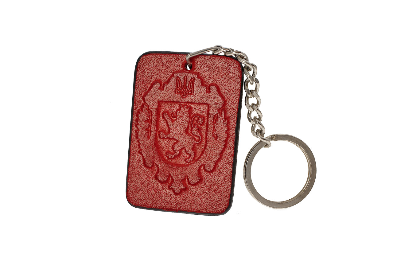 Брелоки с гербом Львова