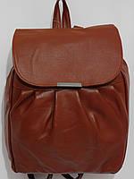 Рюкзак кож.зам прямоугольный кирпичный, фото 1