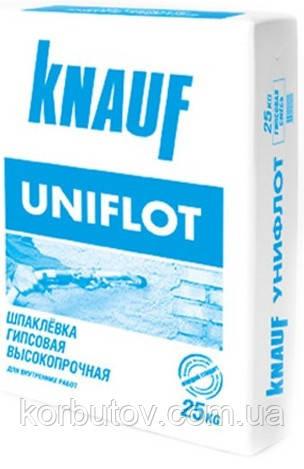 Шпаклёвка UNIFLOTT KNAUF