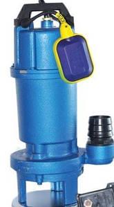 Погружной фекальный насос EUROAQUA  WQ - 10 - 10 - 0,75 с измельчителем