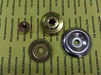 Комплект шайб редуктора + гайка с левой резьбой, универсальный для китайских мотокос