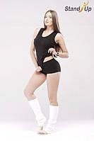 Костюм для танцев и тренировок из натуральных тканей