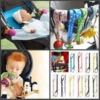 Держатель для бутылочки, игрушек или других мелочей, на коляску, розовый, фото 1