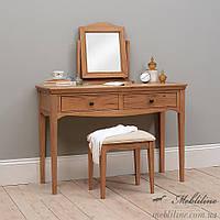"""Туалетный столик """"Bella"""" с зеркалом и стульчиком, фото 1"""