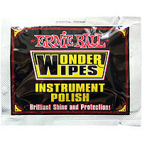 Салфетка Ernie Ball 4248 Wonder Wipes Instrument Polish 1pcs