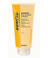 Шампунь восстанавливающий с экстрактом овса - Brelil Numero Brelil Numero Restructuring Shampoo with Oats 300m
