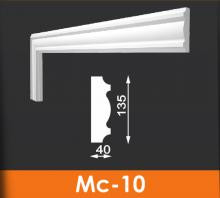 Молдинг Мс-10 фасадный декоративный
