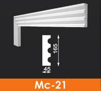 Молдинг Мс-21