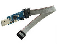 USB программатор USBASP AVR ATMEGA8 ATMEGA128 Arduino