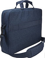 "Сумка для ноутбука CASE LOGIC Huxton 15 ""Attache (Blue) HUXA115B"
