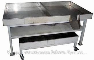 Комплект столов пробоподготовительных СПП-02