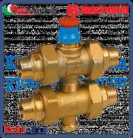 Giacomini зональный клапан вентильный 3-х ходовой 1