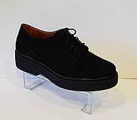 Женские туфли со шнурком Kento 9