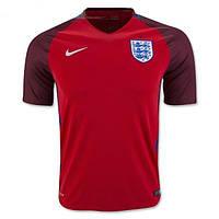 Футбольная форма Сборной Англии  ЕВРО 2016 Домашняя