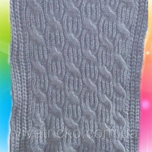 Шарф хомут женский Конфетка м 8318, разные цвета