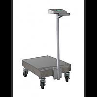Весы-тележка ТВ1-150-50-R(600х700)-S-12ера