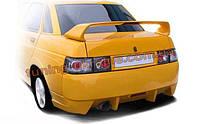 Задний бампер RS Ваз 2110