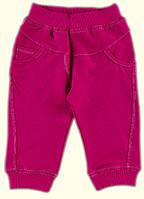 Штанишки для девочек ТМ Ля-Ля, двунитка интерлок (артикул 10Т037)