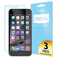 """Защитная пленка SGP Steinheil Series для Apple iPhone 6/6s plus (5.5"""") Ultra Crystal / SGP10874"""