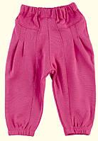 Штаны для девочек ТМ Ля-Ля, интерлок (артикул 10Т016)