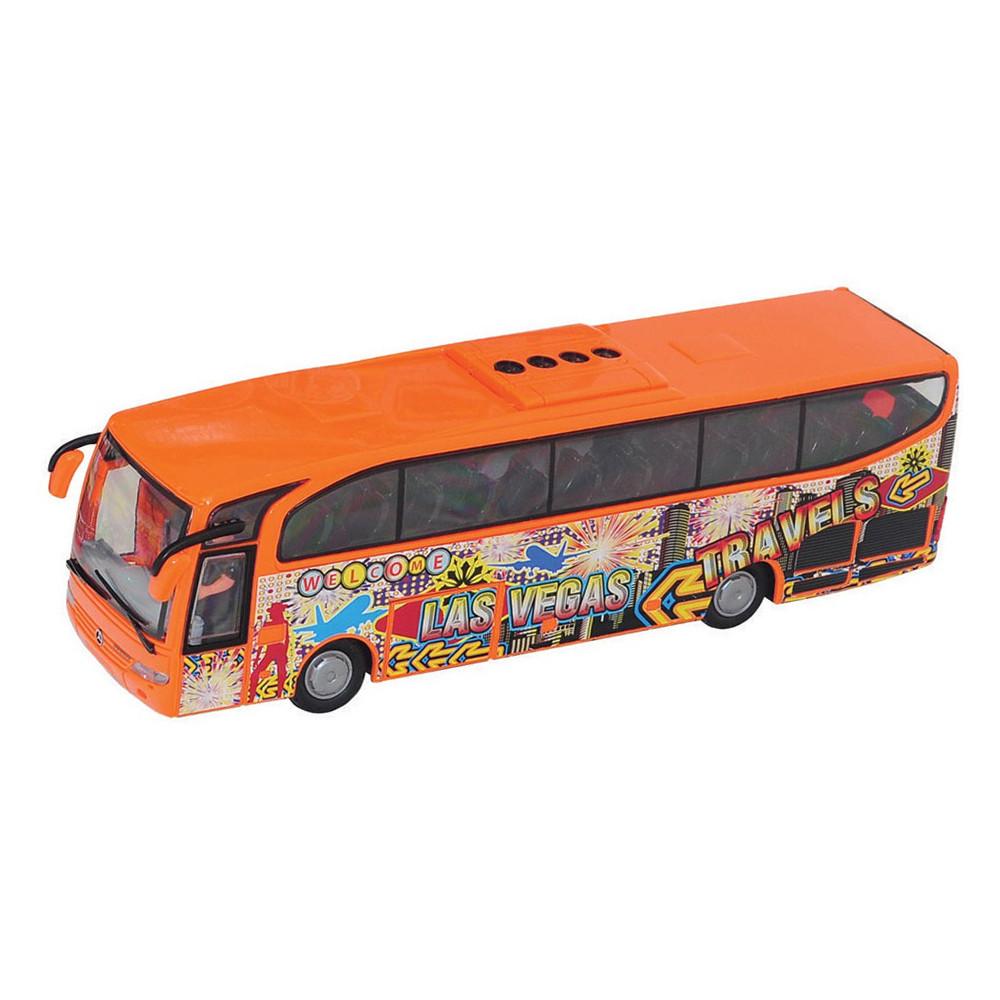 """Автобус для путешественников """"Holiday  Traveller"""" 27 см (красный) «Dickie Toys» (3314826)"""