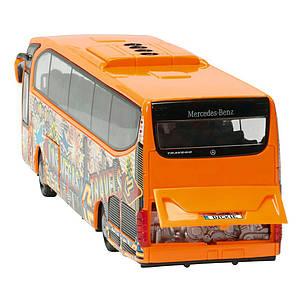 """Автобус для путешественников """"Holiday  Traveller"""" 27 см (красный) «Dickie Toys» (3314826), фото 2"""