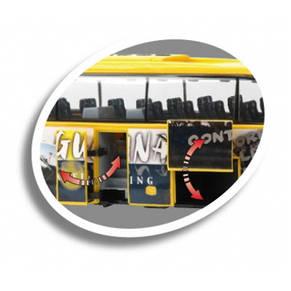 """Автобус для путешественников """"Holiday  Traveller"""" 27 см (красный) «Dickie Toys» (3314826), фото 3"""